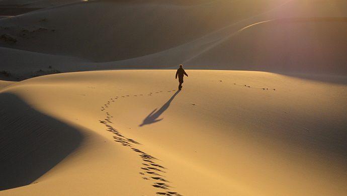 La importancia del Espíritu Santo para superar el desierto espiritual