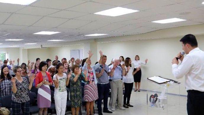 Una nueva Universal es inaugurada en Rusia