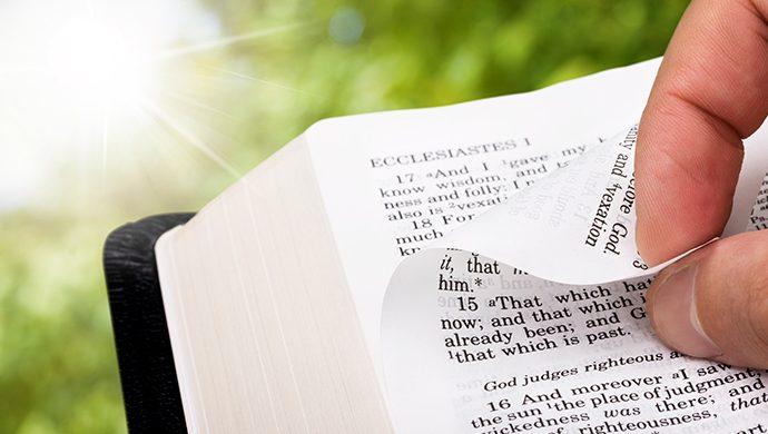 Lea la Biblia en 1 año – 268° día