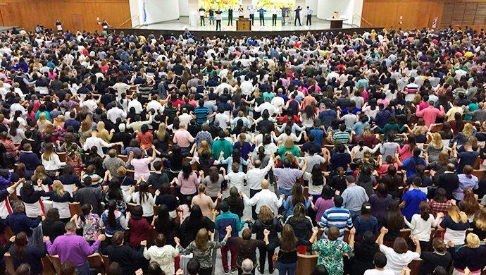 Vigilia de la Salvación en Argentina