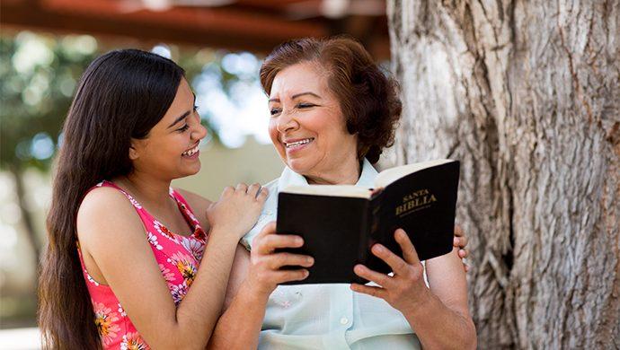 Lea la Biblia en 1 año – 321° día