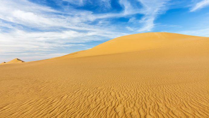 Dios y el diablo lo llevan al desierto, ¿a quién seguirá usted?