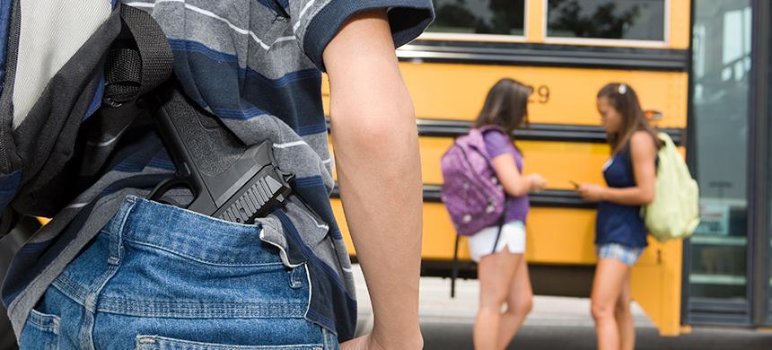 Alumnos en la era de la inseguridad