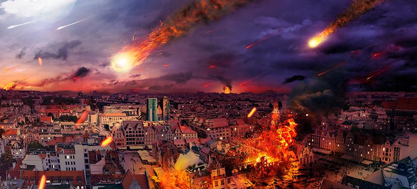 """Reunión del """"Estudio del Apocalipsis"""""""