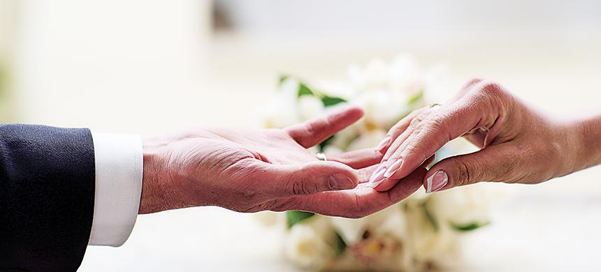 El 31 de mayo más de 600 personas se casarán en la Celebración de los casamientos