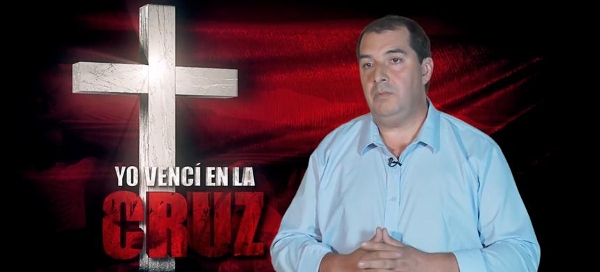 """""""Me enseñaron que Jesús ya se había llevado todos los problemas en la cruz"""""""