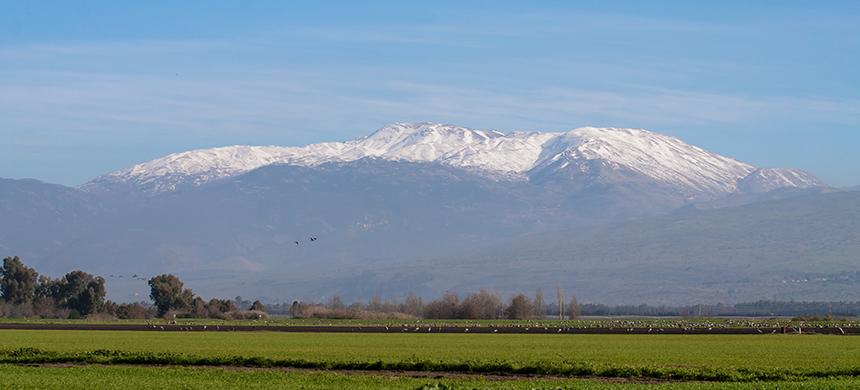 El Monte Hermón