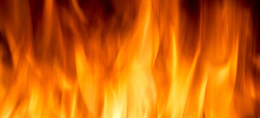 Altar es fuego ardiente