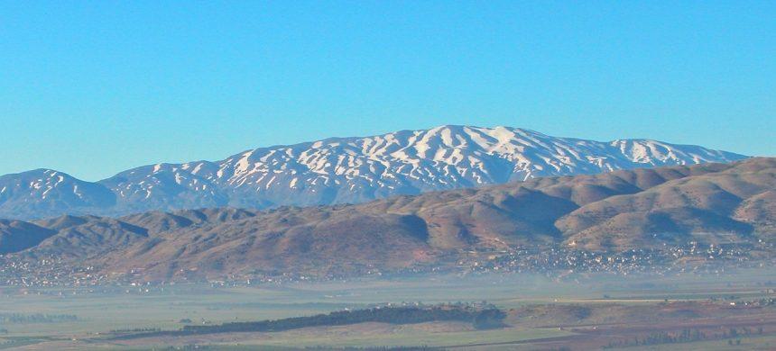 Monte Hermón: El 26 de agosto, los obispos de todo el mundo realizarán una oración en este lugar sagrado