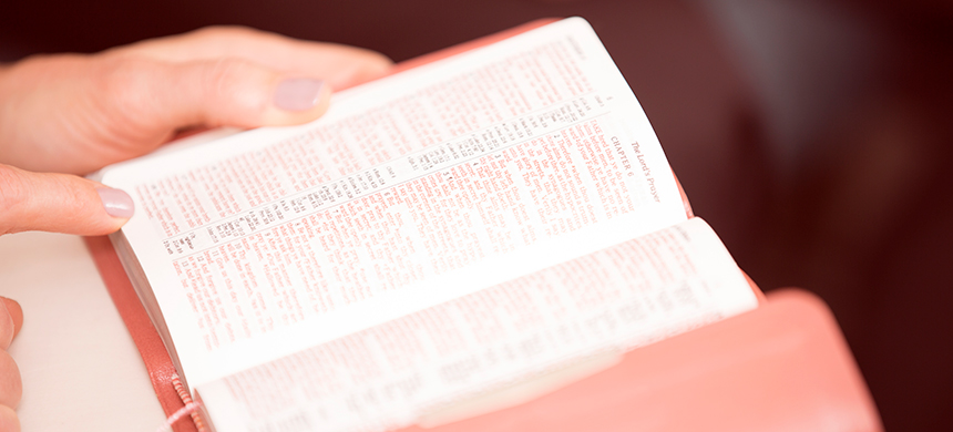 5 pasos para tener una relación seria con Dios
