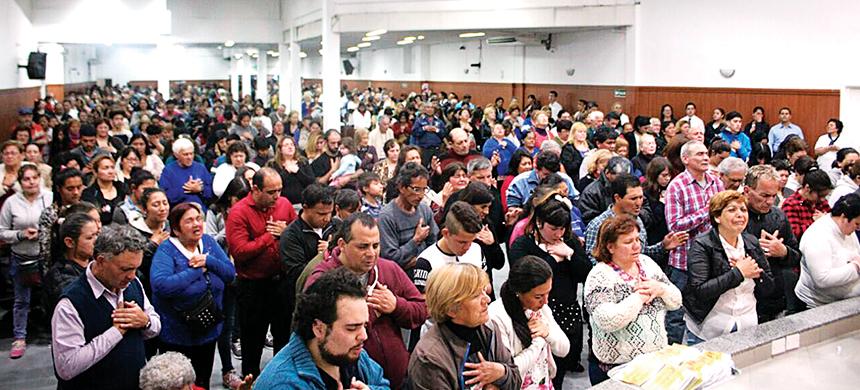 Campaña contra los vicios en Berazategui