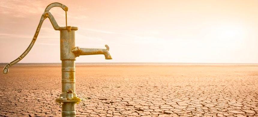 ¡Es necesario secar la fuente! ¡Sin reservas!