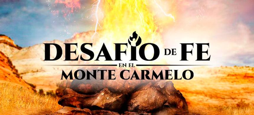 Desafío de Fe en el Monte Carmelo