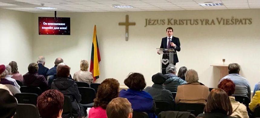 La Universal abre sus puertas en Lituania