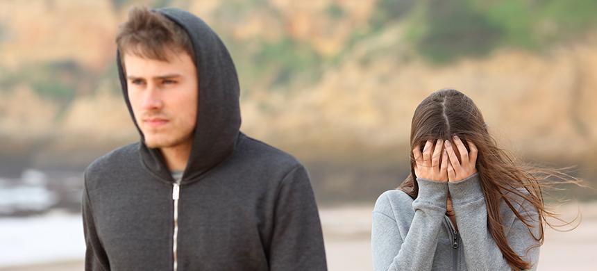 ¿Su vida gira en torno de su pareja?
