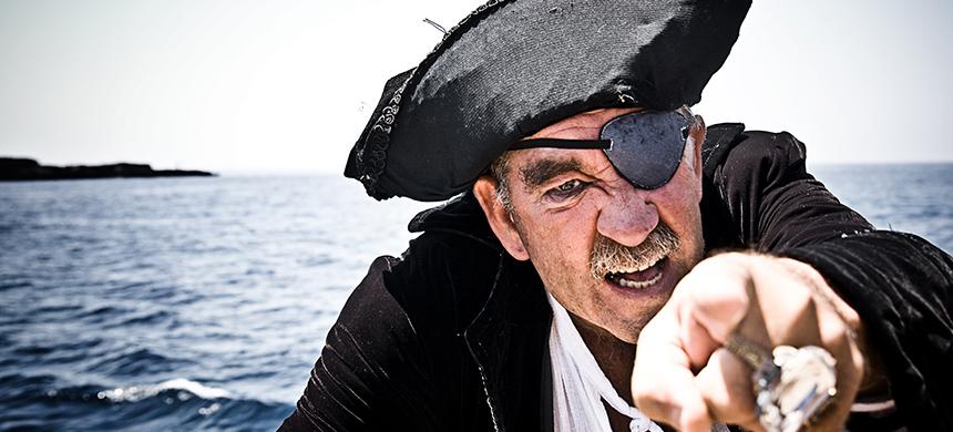 ¿Su fe ha sido pirata?