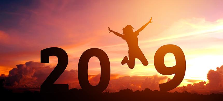 Sepa cómo hacer del 2019 el mejor año de su vida