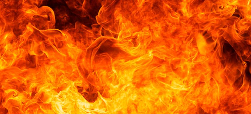 Probada por el Fuego