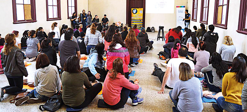 Curso de RCP en Moreno