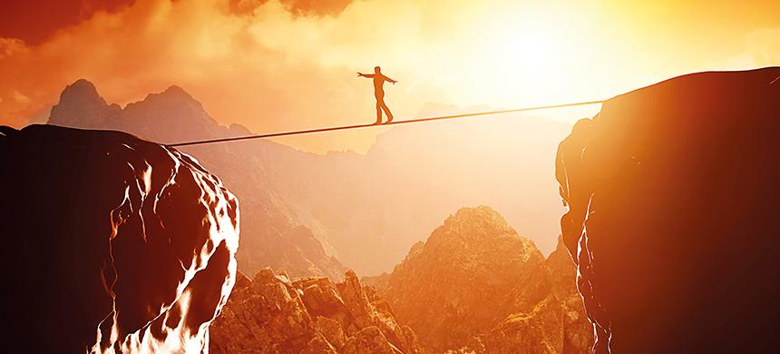 Arriesgarse, la clave para tener una vida diferente