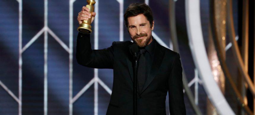 """""""Gracias, Satanás"""", grita el actor al ser premiado"""