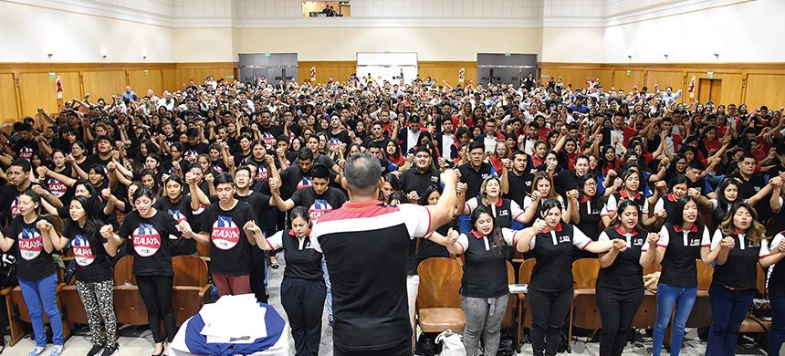La FJU Argentina organizó el Encuentro de Coordinadores y Atalayas