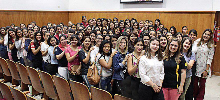 Reunión de Chicas en la FJU