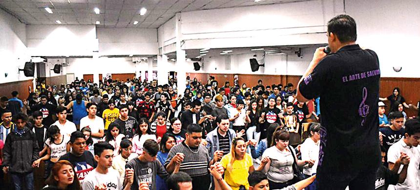 Encuentro de la Amistad en Berazategui