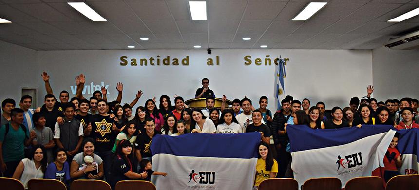 Encuentro de la Amistad en Río Cuarto