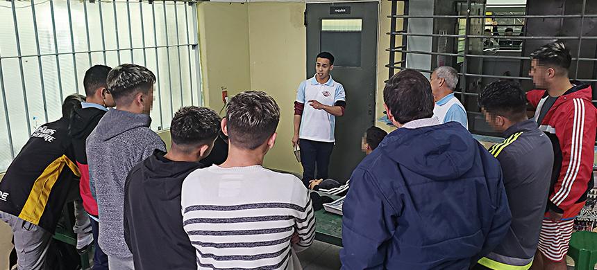 El Socioeducativo en Mar del Plata