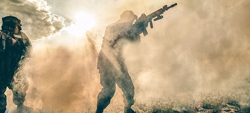 ¿Quién está listo para la guerra?