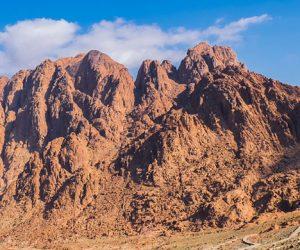 El Monte Sinaí: el monte que los otros montes envidian