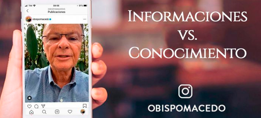 Informaciones vs. Conocimiento