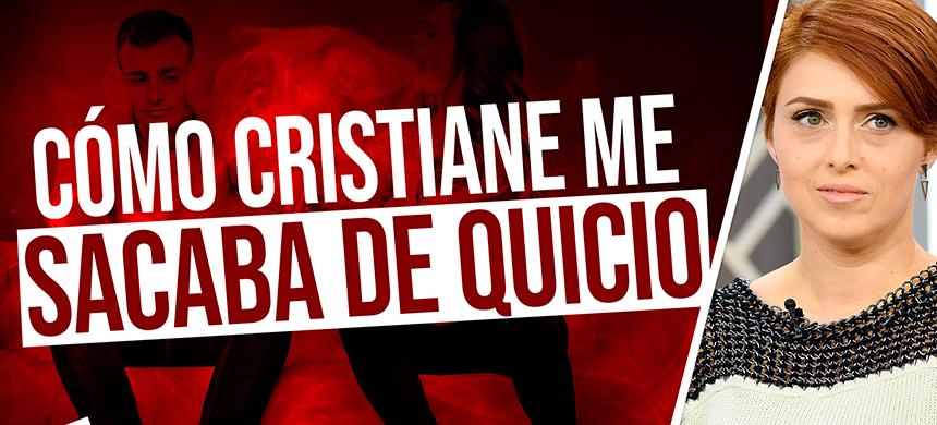 Sérgio Moro y cómo Cristiane me sacaba de quicio