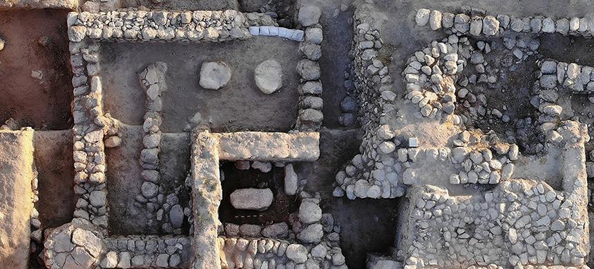 El Arca de la Alianza se habría guardado en este templo en la época de Samuel