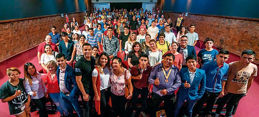 Networking con emprendedores del FJUNI en Pilar