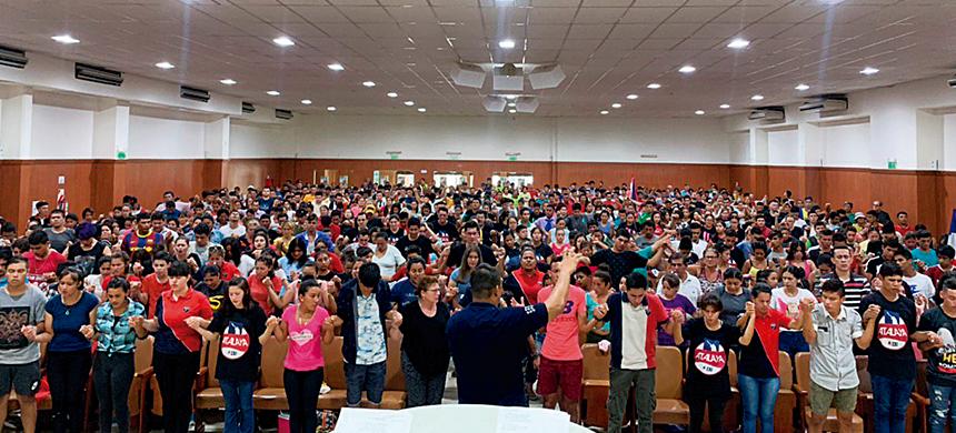 Encuentro de la Amistad en Corrientes