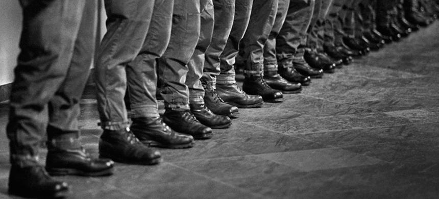 Un ejército que no se intimida