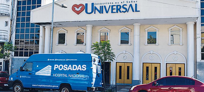 Los Ángeles de la Vida en la Universal de San Miguel