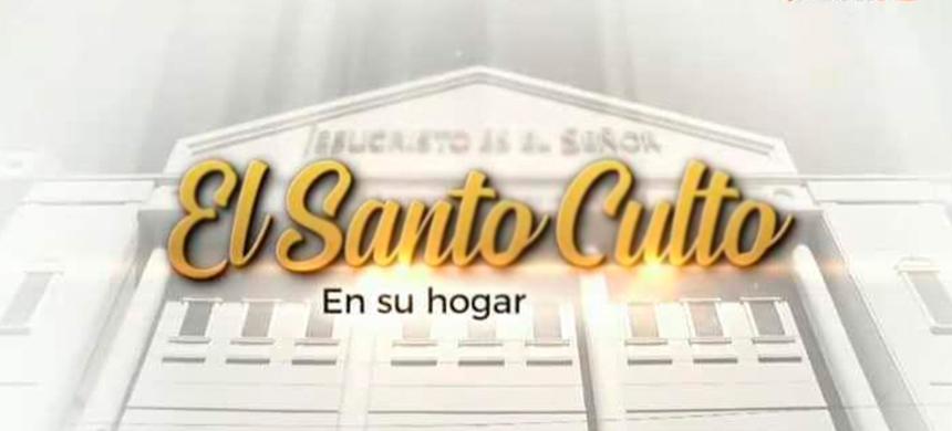 """Miles de personas participan del """"Santo Culto en su Hogar"""", en toda la Argentina"""