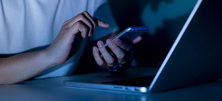 El exceso de tecnología durante la cuarentena