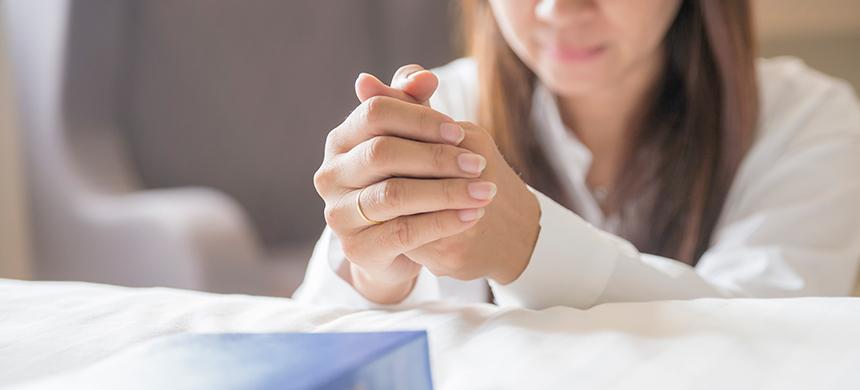 No subestime el poder de la oración