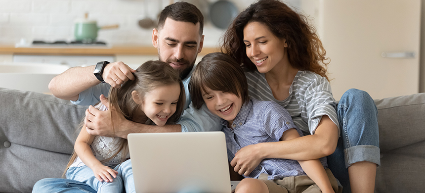 La cuarentena puede ser la oportunidad para mejorar la relación con sus hijos