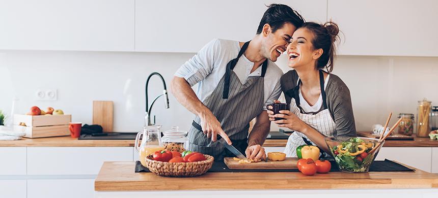 Valore las cualidades de su pareja