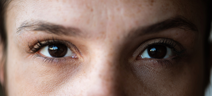 ¿Cómo han sido sus ojos?
