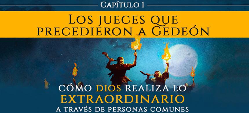Gedeón y los 300 – Capítulo 1