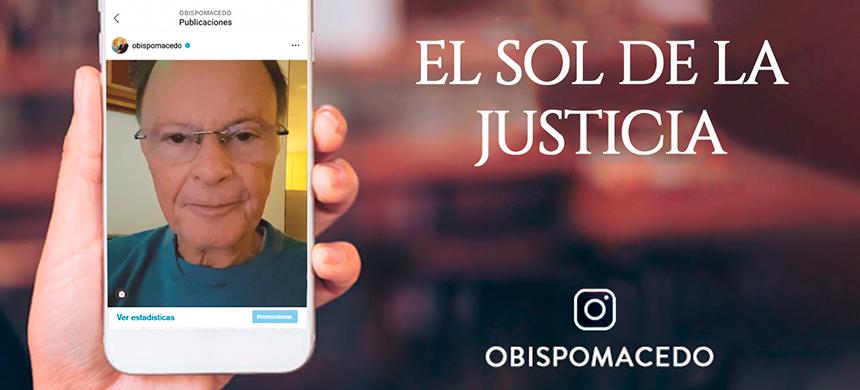 El Sol de la Justicia