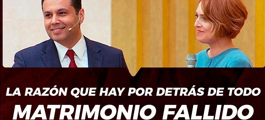 LA RAZÓN QUE HAY POR DETRÁS DE TODO MATRIMONIO FALLIDO