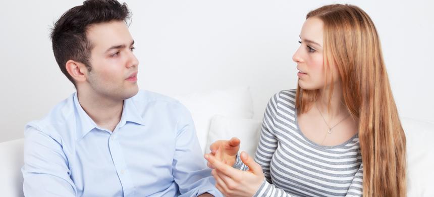 ¿De qué manera las palabras pueden afectar al matrimonio?