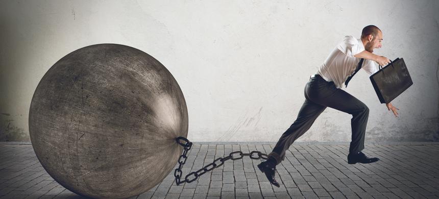 Obstáculos que impiden el éxito económico